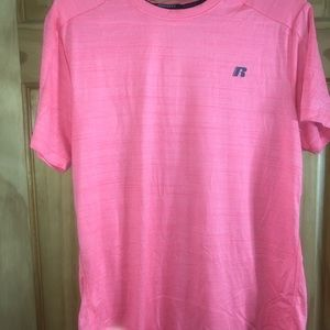 Neon Pink Athletic Shirt